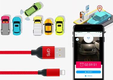 China 2018 new developed multifunction Intelligent GPS Positioning Data Cable GPS usb Cable For iphone supplier