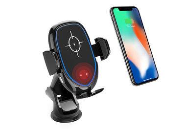 China Wireless chargers with single coil for Samsung/iPhone OEM wireless charging holder fast wireless charger stand supplier