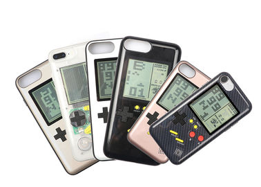 China 130g Cell Phone Protective Covers Funny Tetris Gaming PC Retro Game Phone Case supplier