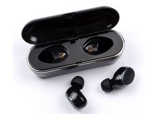 2.4GHZ True Wireless Stereo Earphones Built - In Microphone With Charging Case