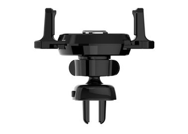 Mini Black Adjustable Phone Holder 360 Degree Mechanical Era Car Mount 70g