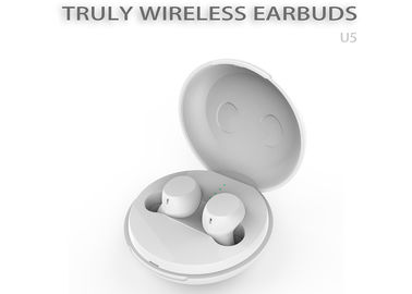 BT 5.0 True Wireless Stereo Earphones Deep Bass With Automatically Pairing