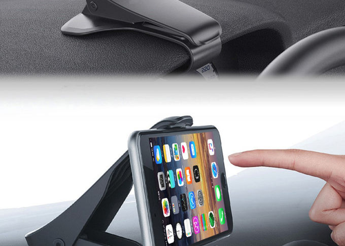Custom Logo Adjustable Phone Holder Dashboard For Car Cell Phone ODM OEM