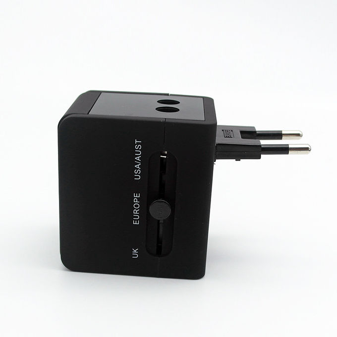 Rated Current 6A Travel Power Adapter Iphone AUS/USA/UK/ EU Plug Universal travel adapter