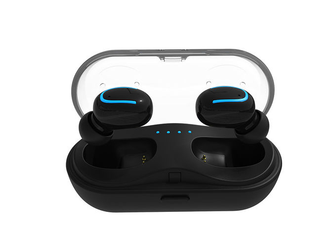 BT V5.0 Deep Bass Mono Bluetooth Headphone Sports Built - In Microphone For Running Business